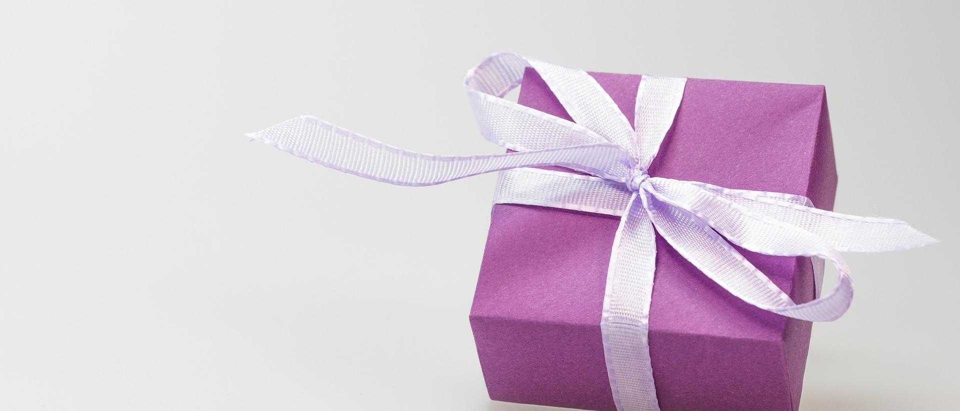 Proč dárky nejsou zbytečnost