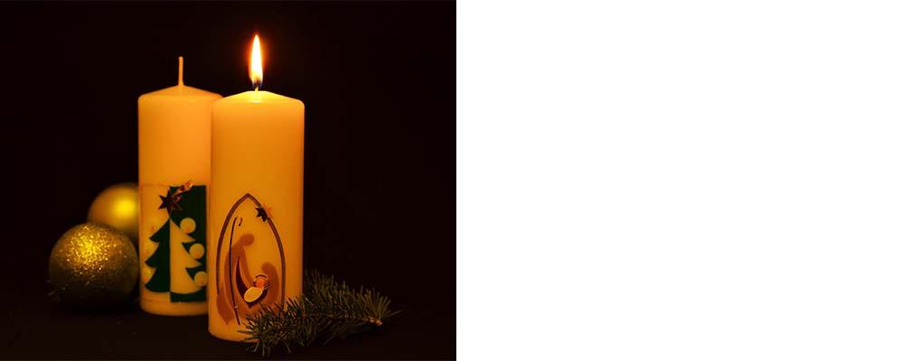 Svíce: symbol života a radosti – patří mezi Vás, na Váš stůl